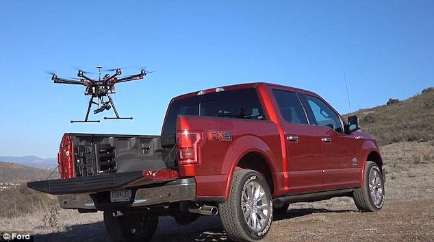 ford_car_drone