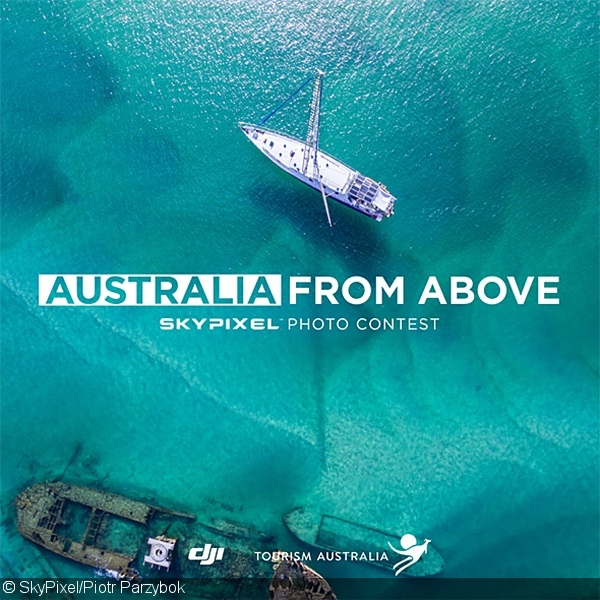 drone tourism